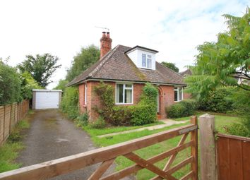 Thumbnail 3 bed detached bungalow for sale in Balmer Lawn Road, Brockenhurst, Hampshire