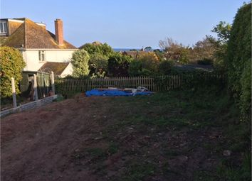 Thumbnail Land for sale in Swains Road, Budleigh Salterton
