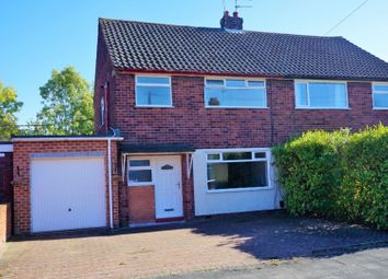 Thumbnail 3 bed semi-detached house for sale in Uplands Drive, Werrington, Stoke-On-Trent