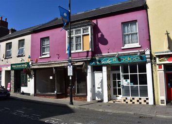 Thumbnail Retail premises for sale in Brighton Mews, Main Street, Pembroke