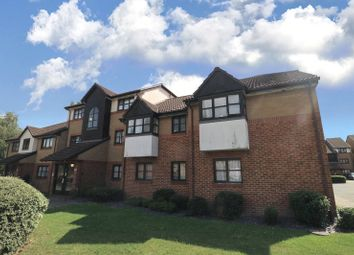 Thumbnail 1 bed flat for sale in Conifer Way, Wembley