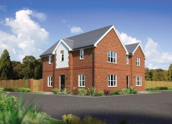 """Thumbnail 3 bed end terrace house for sale in """"Castlewellan"""" at Padgbury Lane, Congleton"""