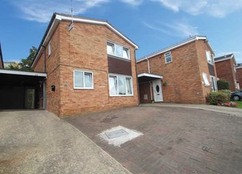 Thumbnail 3 bedroom link-detached house for sale in Irlam Road, Ipswich