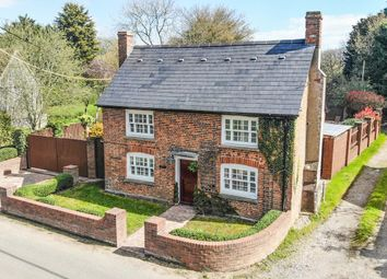 Thumbnail 3 bed cottage for sale in Redhill, Rushden, Buntingford