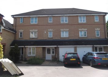 Thumbnail 3 bed town house to rent in Campion Road, Hatfield, Herts