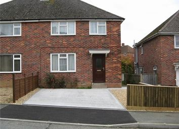 Thumbnail 3 bed semi-detached house to rent in Chelston Avenue, Yeovil Marsh, Yeovil