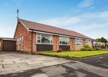 Thumbnail 2 bed semi-detached bungalow for sale in Westfield Road, Middle Hulton, Bolton