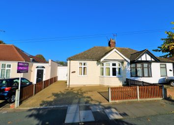 Thumbnail 2 bed bungalow for sale in Chestnut Grove, Ilford