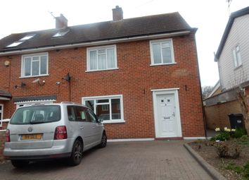 Thumbnail 3 bed semi-detached house to rent in Stansfield Road, Hounslow