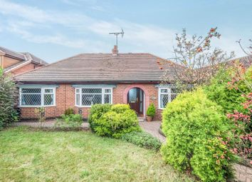 Thumbnail 3 bedroom detached bungalow for sale in Blyth Road, Oldcotes, Worksop