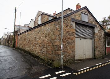 Thumbnail Parking/garage for sale in Belgravia Street, Penzance