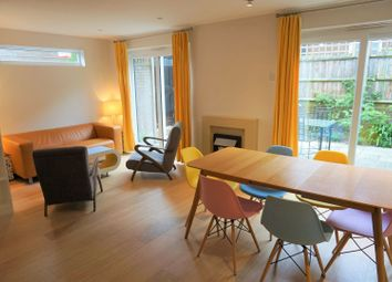 Thumbnail 3 bed terraced house to rent in Clarence Avenue, London