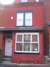 Thumbnail 7 bed shared accommodation to rent in 18 Chestnut Avenue, Hyde Park, Leeds, Hyde Park