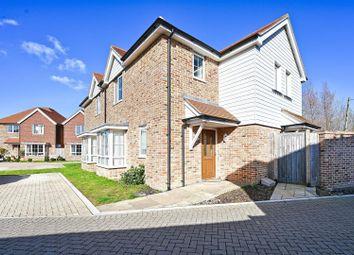 Violet Close, North Bersted, Bognor Regis PO21. 3 bed semi-detached house for sale