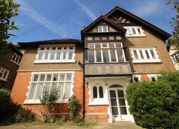 Thumbnail 3 bedroom flat for sale in Grimston Avenue, Folkestone
