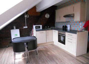 Thumbnail 3 bed flat to rent in Stanmore Road, Newcastle Upon Tyne