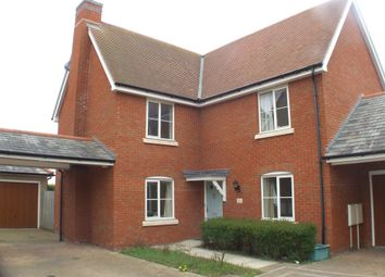 Thumbnail 4 bed detached house to rent in Walnut Drive, Mile End, Colchester
