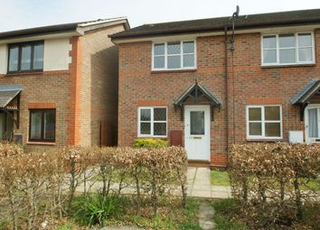 Thumbnail 2 bed terraced house to rent in New Rectory Lane, Kingsnorth, Ashford