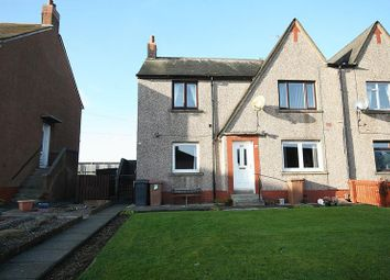 Thumbnail 2 bed flat for sale in Eagle Road, Buckhaven, Leven