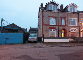 Thumbnail 5 bed terraced house for sale in Herne Street, Sutton-In-Ashfield, Nottinghamshire