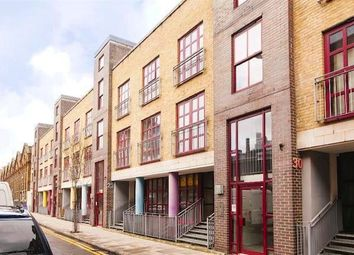 Thumbnail 3 bed town house to rent in Brick Lane, London
