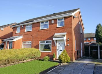 Thumbnail 2 bed semi-detached house to rent in Hawkshaw Close, Aspull, Wigan