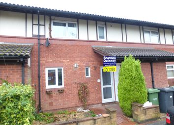 Thumbnail 3 bed terraced house for sale in Welbourne, Werrington, Peterborough