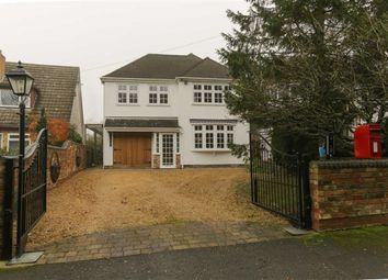 Thumbnail 4 bed detached house for sale in Tamworth Road, Corley, Coventry, Coventry