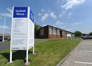 Thumbnail Office to let in Wing 3, Leyland House, Leyland