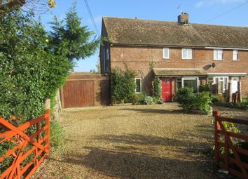 Thumbnail 3 bed semi-detached house for sale in Shenley Road, Whaddon, Milton Keynes