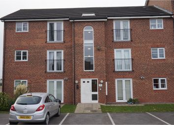 Thumbnail 2 bed flat for sale in 6 Lawnhurst Avenue, Manchester