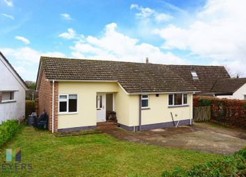 Thumbnail 3 bed detached bungalow for sale in West Mill Crescent, Wareham BH20.