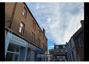Thumbnail 3 bedroom flat to rent in Market Place, North Berwick