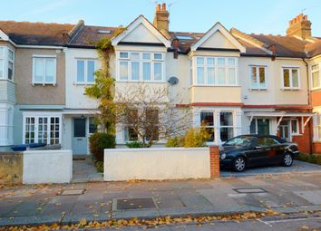 Thumbnail 4 bed terraced house for sale in Bernard Avenue, Ealing