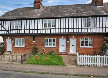 Thumbnail 2 bed terraced house for sale in Stambourne Road, Toppesfield