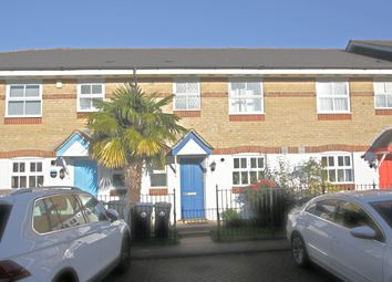 Thumbnail 3 bed terraced house for sale in Leigh Hunt Drive, Southgate