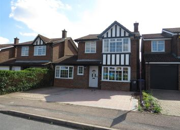 Thumbnail 4 bed detached house for sale in Green Finch Drive, Moulton, Northampton