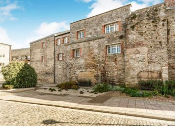Thumbnail 2 bed flat for sale in The Barbican, Plymouth, Devon