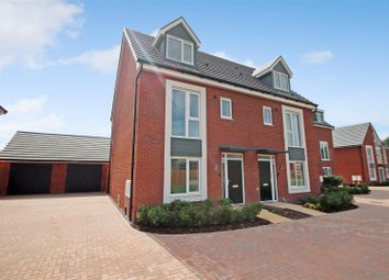 4 bed semi-detached house for sale in The Becket, Trentham Manor, Trentham ST4