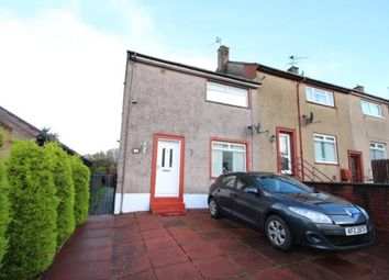 Thumbnail 2 bed end terrace house for sale in Cherrywood Drive, Beith, North Ayrshire