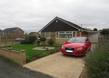 Thumbnail 3 bed detached bungalow for sale in Carlyle Close, Newport Pagnell