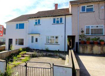 Thumbnail 3 bedroom terraced house for sale in Mellent Avenue, Hartcliffe, Bristol