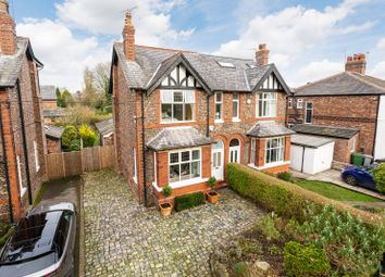 Thumbnail 4 bed semi-detached house for sale in Bankhall Lane, Hale, Altrincham