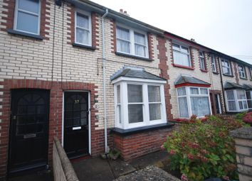 Thumbnail 2 bed terraced house for sale in Victoria Gardens, Bideford