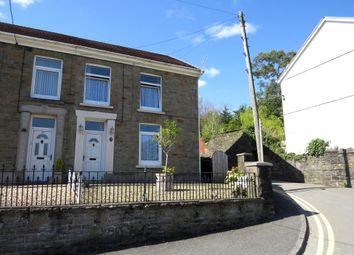 Thumbnail 3 bedroom semi-detached house for sale in Alltygrug Road, Ystalyfera, Swansea