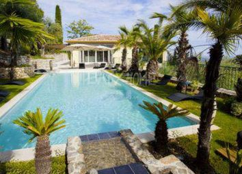 Thumbnail 4 bed villa for sale in Grasse, 06130, France