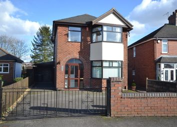Thumbnail 3 bed detached house for sale in Whitehouse Road, Newcastle-Under-Lyme