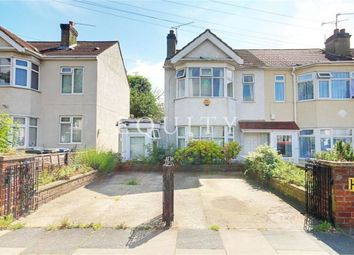 2 bed semi-detached house for sale in Pembroke Avenue, Enfield EN1