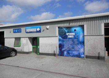 Thumbnail Commercial property for sale in Trimar Aquaria And Reptiles, 16B, Pool Industrial Estate, Pool