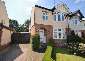 Thumbnail 3 bed semi-detached house for sale in Finchley Avenue, Chelmsford